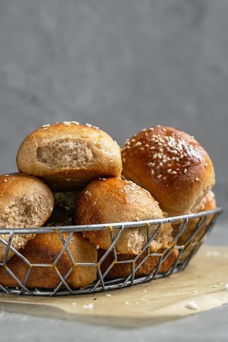Whole Wheat Sweet Bun