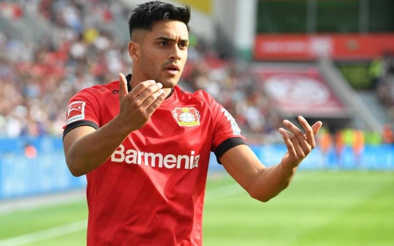 Pemain Bayer Leverkusen, Nadiem Amiri - Chiamarsi
