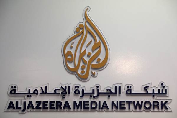 Logo Al Jazeera Media Network - Reuters