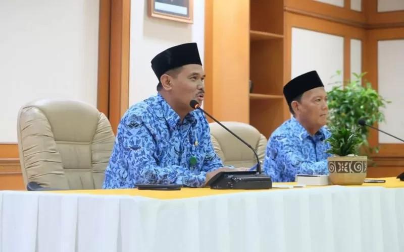 Direktur Jenderal Tanaman Pangan Kementerian Pertamian Suwandi.  - Kementan
