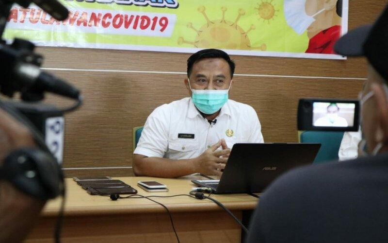 Kepala Dinas Kesehatan Kota Pontianak, Sidiq Handanu. - Istimewa