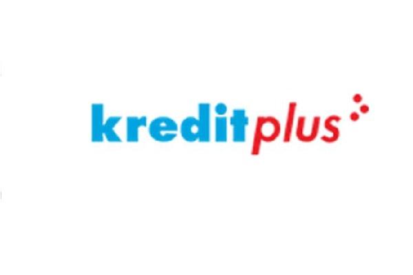 Logo KreditPlus. - Bisnis