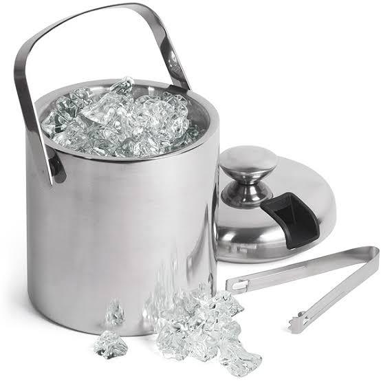 bucket ice