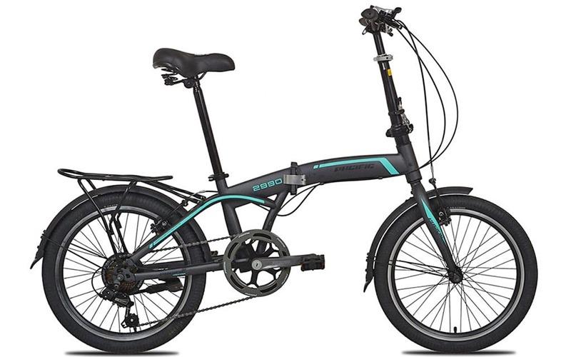 Sepeda lipat Pacific adalah 2990 HT-V. Model ini dibanderol harga Rp3,35 juta dan Rp3,23 juta. - Istimewa/Pacific