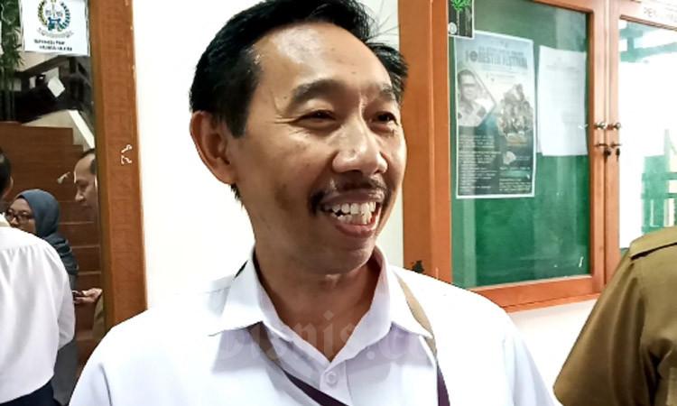 Ketua KASN Agus Pramusinto - Bisnis/Andini Ristyaningrum