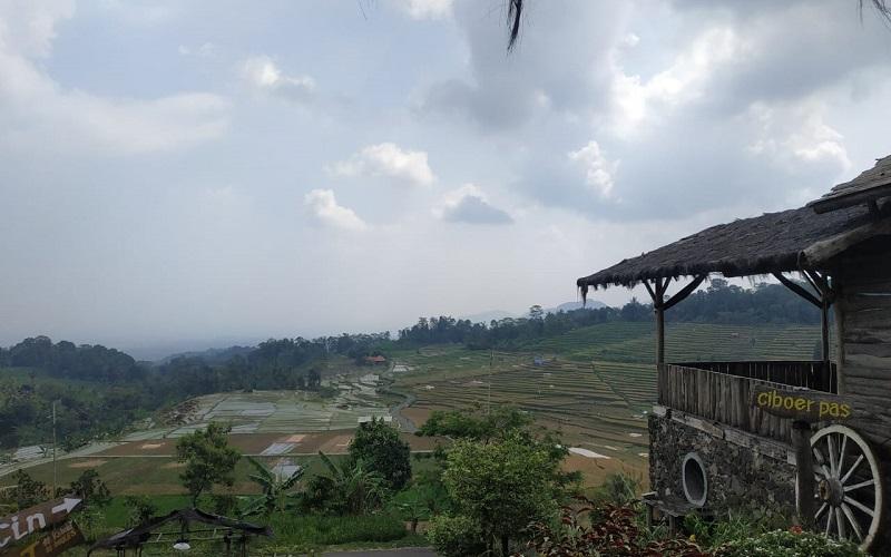 Objek wisata Ciboer Pass Kabupaten Majalengka - Bisnis