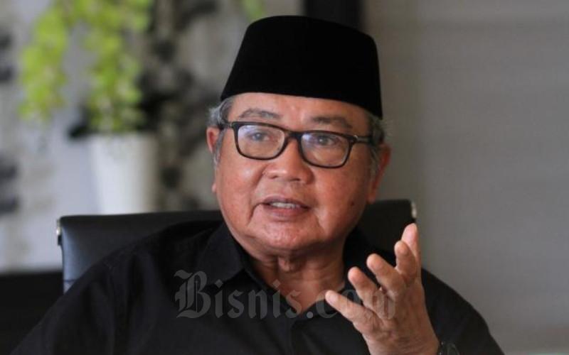 Mantan Gubernur Bank Indonesia Burhanudin Abdullah/JIBI/Bisnis - Dedi Gunawan