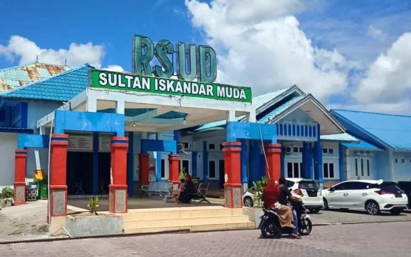 RSUD Sultan Iskandar Muda.  - ANTARA