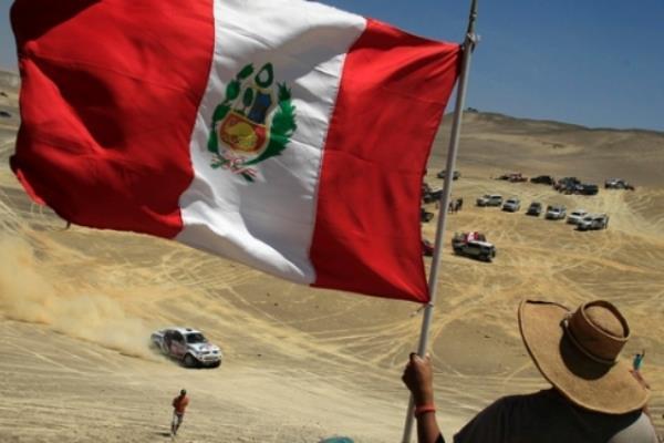 Bendera Peru - Reuters/Scanpix
