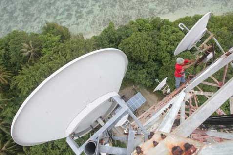 Sektor telekomunikasi dilaporkan tetap tumbuh tatkala pandemi Covid/19 melanda.