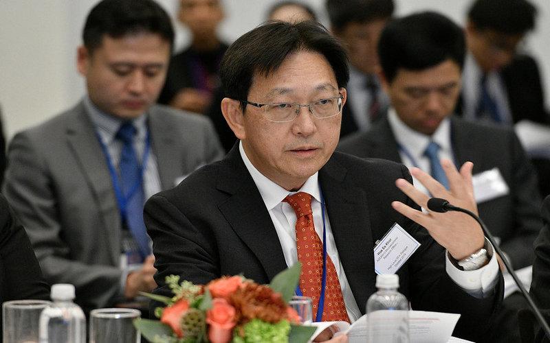 Kepala Ekonom AMRO Hoe Ee Khor di acara RFA HLD -  Istimewa