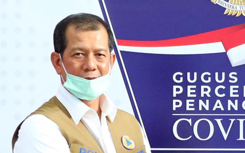 Ketua Satuan Tugas Percepatan Penanganan Covid-19 Doni Monardo - Bisnis