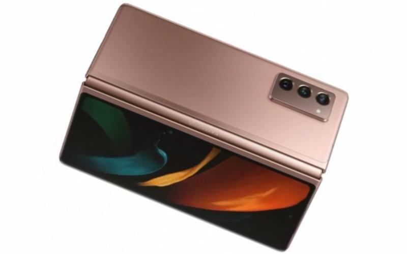 Samsung Galaxy Z Fold 2. / Samsung
