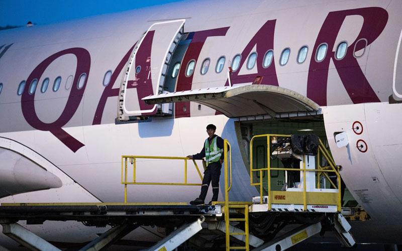 Qatar Airways/Bloomberg - Taylor Weidman