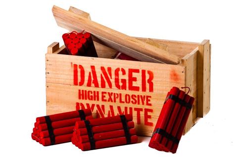 Bahan peledak dinamit