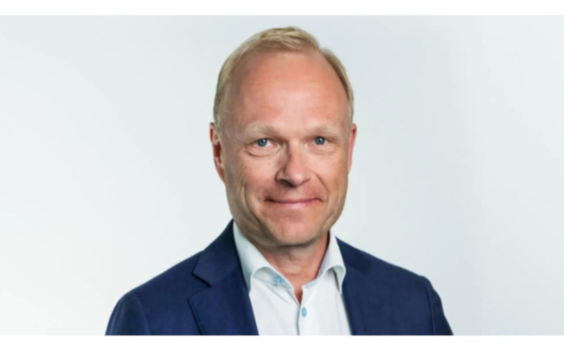 CEO Nokia Pekka Lundmark. Istimewa - nokia.com