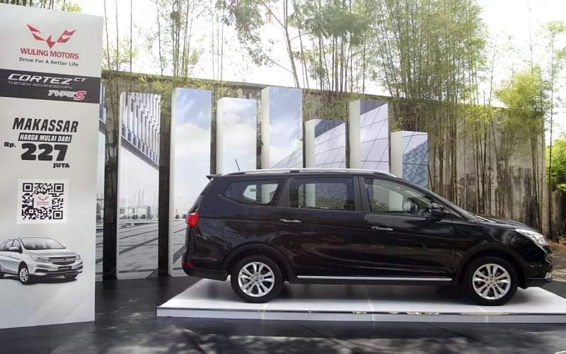 Wuling display - Istimewa