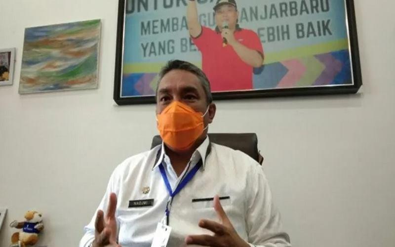 Wali Kota Banjarbaru, Kalimantan Selatan Nadjmi Adhani. - Antara