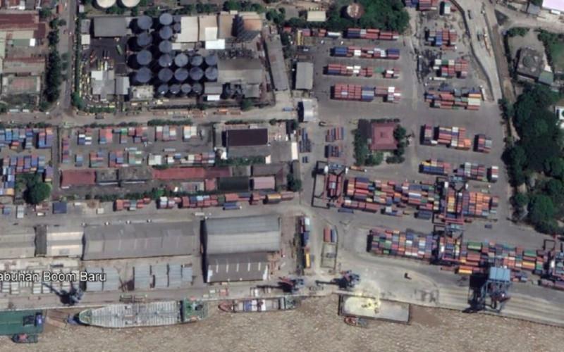 Pelabuhan Boom Baru Palembang  - ipctpk.co.id