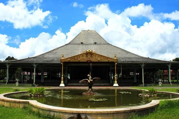 Keraton Solo Mangkunegaran. - surakarta.go.id