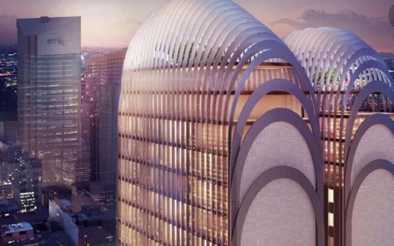 Salah satu proyek Vrown Group di Australia. - Sydney Morning Herald
