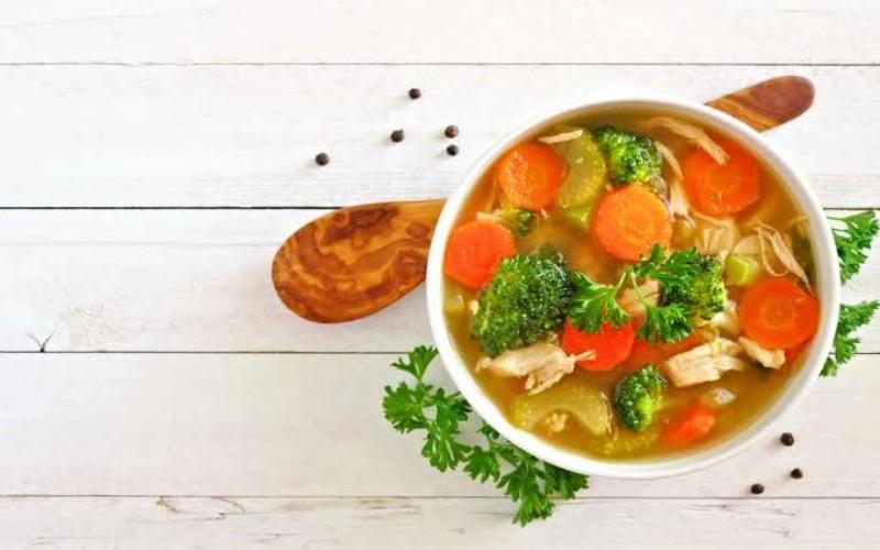 Ilustrasi sup