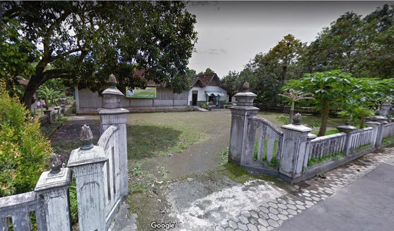 Rumah limasan di Pundong 2 Sleman. Foto: Google Maps