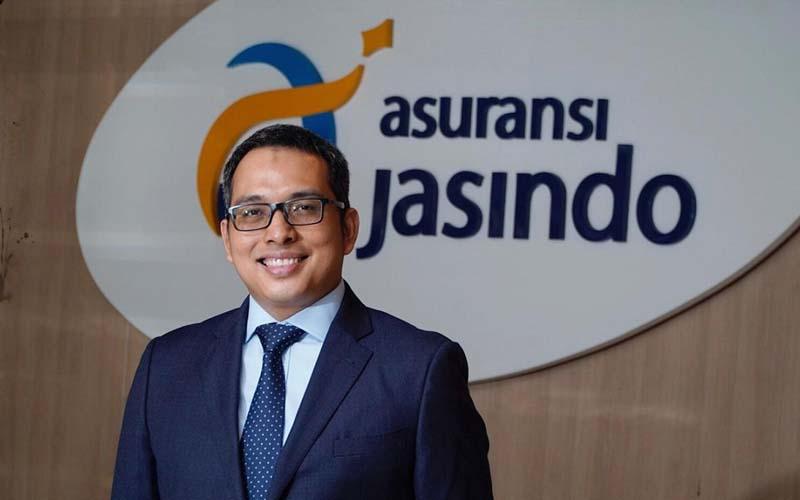 Diwe Novara, Direktur Pengembangan Bisnis Asuransi Jasindo. - Istimewa