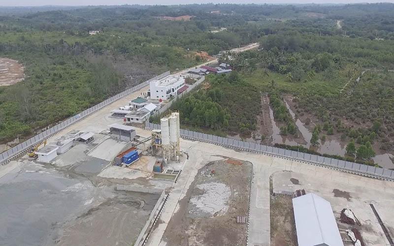 Kalimantan Timur, lokasi ibu kota negara yang baru./Bisnis.com - Syahruddin