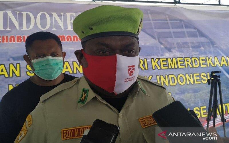 Anggota Komisi IV Dewan Perwakilan Rakyat Papua (DPRP) Boy Markus Dawir.