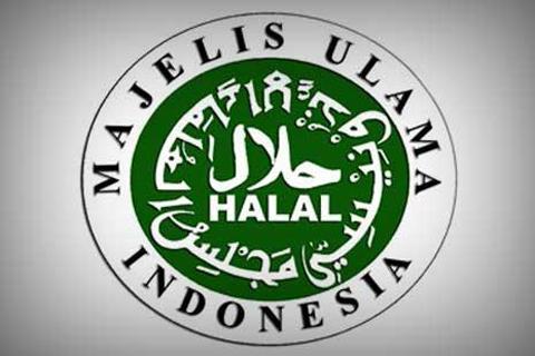 Label halal dari Majelis Ulama Indonesia (MUI). - ilustrasi