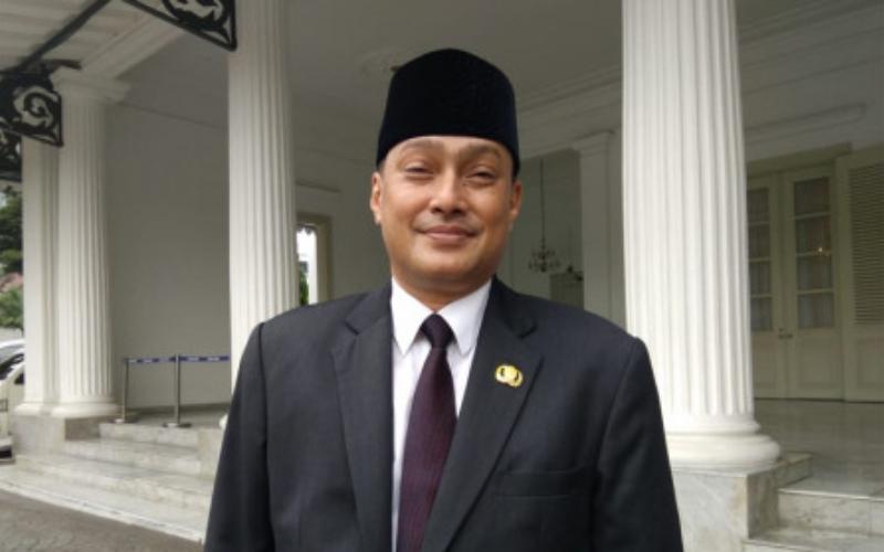 Mendiang Kepala Dinas Pariwisata dan Ekonomi Kreatif (Parekraf) DKI Jakarta, Cucu Ahmad Kurnia semasa hidup - Beritajakarta.id/Rezki Apriliya Iskandar