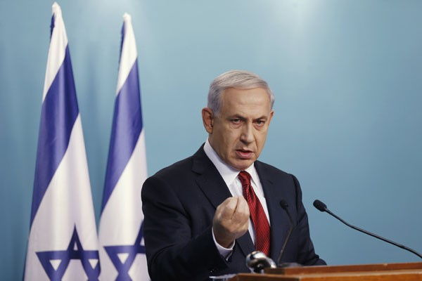 Perdana Menteri Israel Benjamin Netanyahu - Reuters