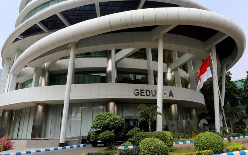 Kantor Badan Meteorologi Klimatologi dan Geofisika (BMKG) di Kemayoran Jakarta Pusat. - bmkg