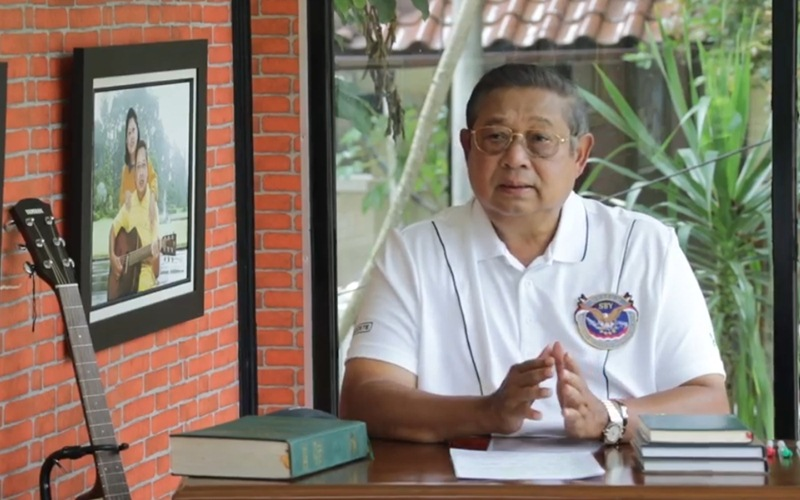 Susilo Bambang Yudhoyono. - Instagram