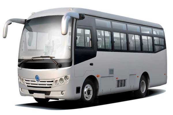 Ilustrasi: bus wisata