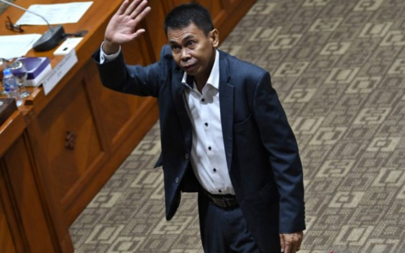 Wakil Ketua Komisi Pemberantasan Korupsi (KPK) Nawawi Pomolango - Antara