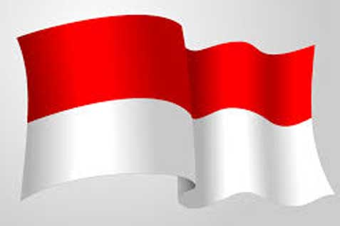 Ilustrasi/Bendera Merah Putih