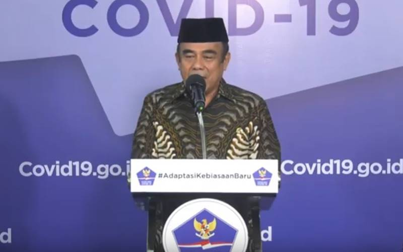 Menteri Agama Fachrul Razi. JIBI - Bisnis/Nancy Junita