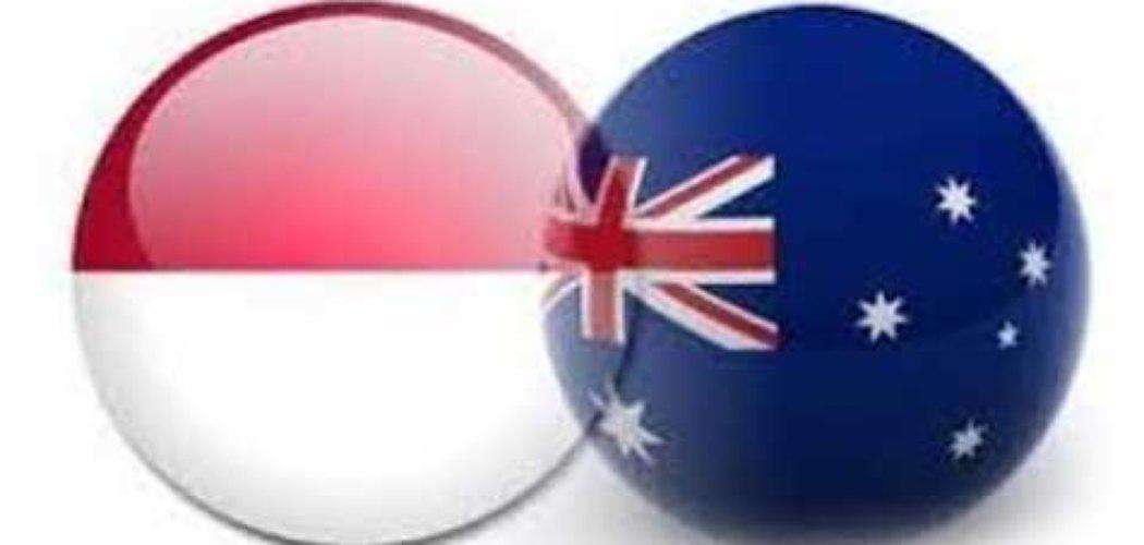 Ilustrasi kemitraan Indonesia-Australia.  - Antara
