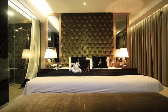 Hotel Amaroossa Grande Bekasi mencatatkan peningkatan okupansi hotel sejak Juli 2020 - istimewa