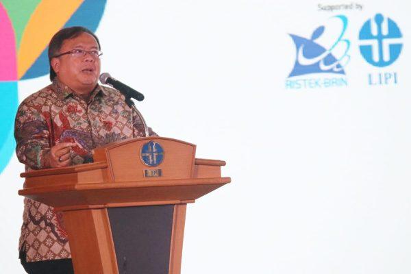Menteri Riset dan Teknologi/Kepala Badan Riset dan Inovasi Nasional (BRIN) Bambang P.S. Brodjonegoro. - Istimewa