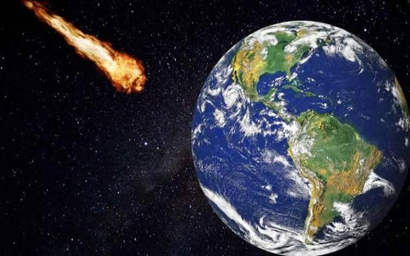Asteroid meluncur menuju bumi - istimewa