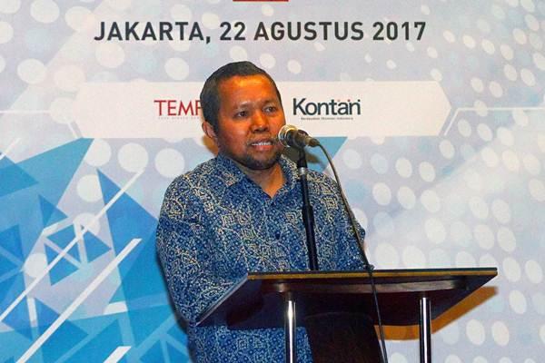Ketua Umum AMSI Wenseslaus Manggut. - Bisnis