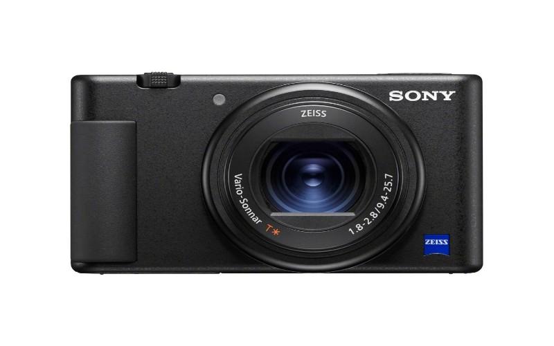 ZV/1 Kamera Kompak Teranyar dan Serbaguna dari Sony