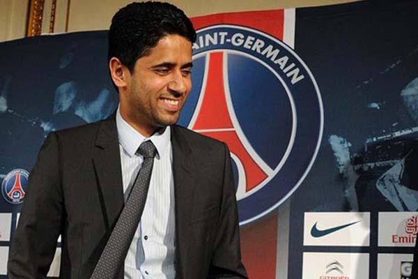 Nasser Al Khelaifi - Boursifoot.net