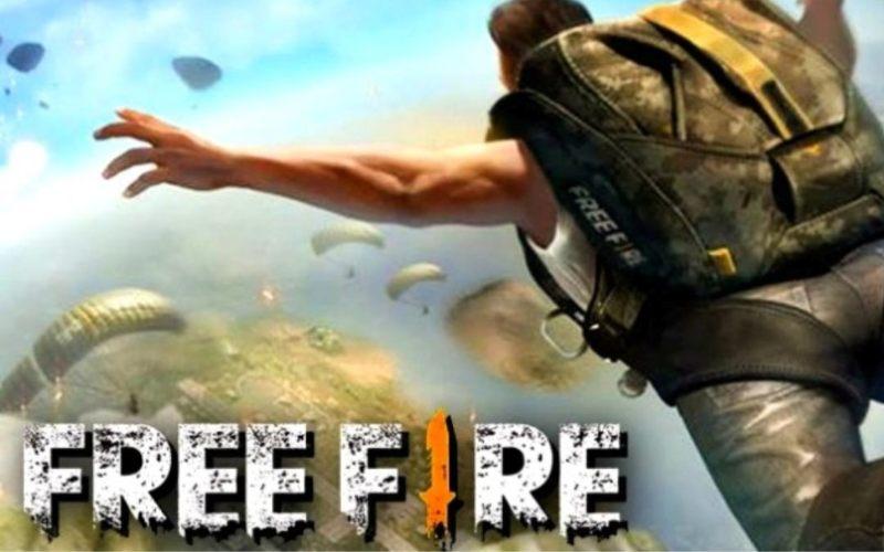 Game Free Fire. - ilustrasi