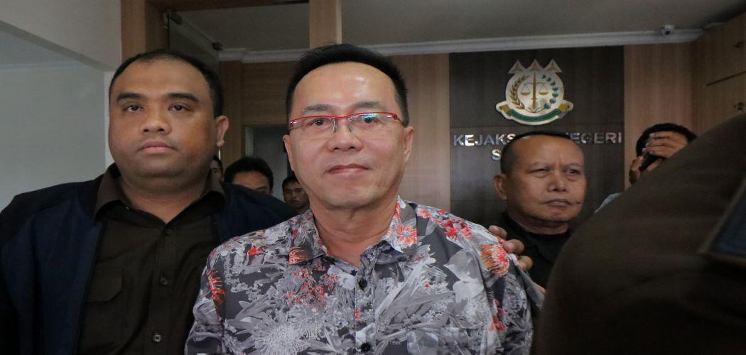 Henry J. Gunawan, Raja Properti Surabaya. - Antara / Didik Suhartono