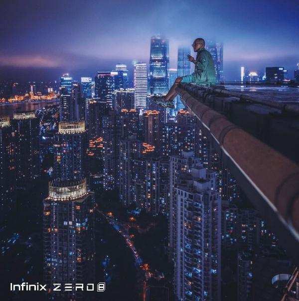 Hasil jepretan kamera Infinix Zero 8