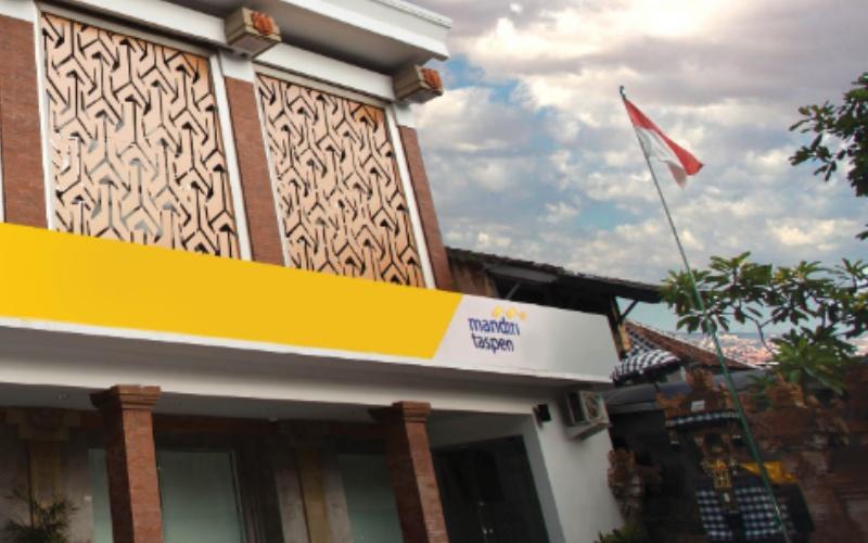 Kantor Bank Mantap - bankmantap.co.id